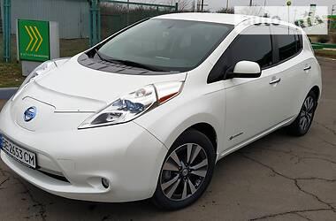 Nissan Leaf 2014 в Николаеве
