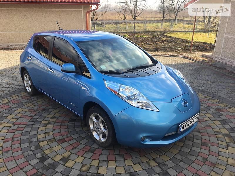Nissan Leaf 2012 в Коломые