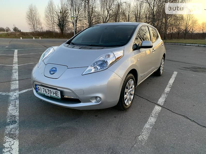 Nissan Leaf 2015 в Виннице