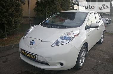 Nissan Leaf 2012 в Львове