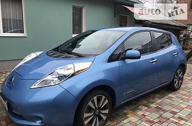 Nissan Leaf 2013 в Рахове