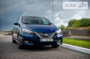 Nissan Leaf 2019 в Львове