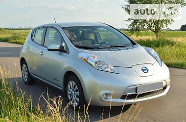 Nissan Leaf 2015 в Чернигове