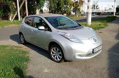 Nissan Leaf 2014 в Бахмуте