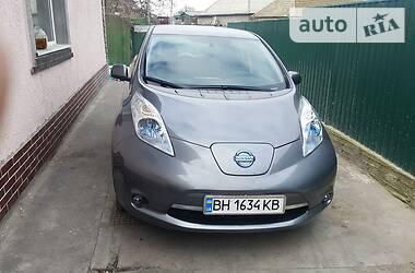 Nissan Leaf 2014 в Белгороде-Днестровском