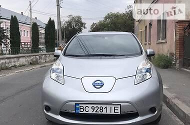 Nissan Leaf 2015 в Николаеве