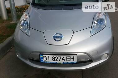 Nissan Leaf 2011 в Шишаках