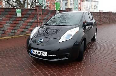 Nissan Leaf 2013 в Ровно