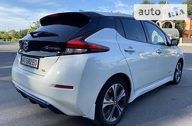 Хетчбек Nissan Leaf 2018 в Ужгороді