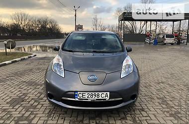 Nissan Leaf 2013 в Чернівцях