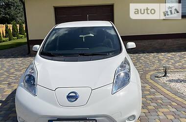 Универсал Nissan Leaf 2013 в Черновцах