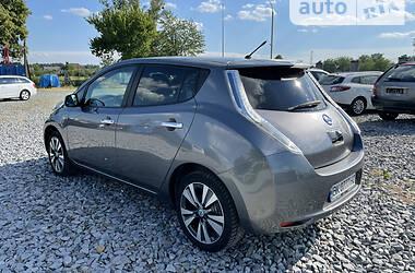 Хетчбек Nissan Leaf 2013 в Бродах