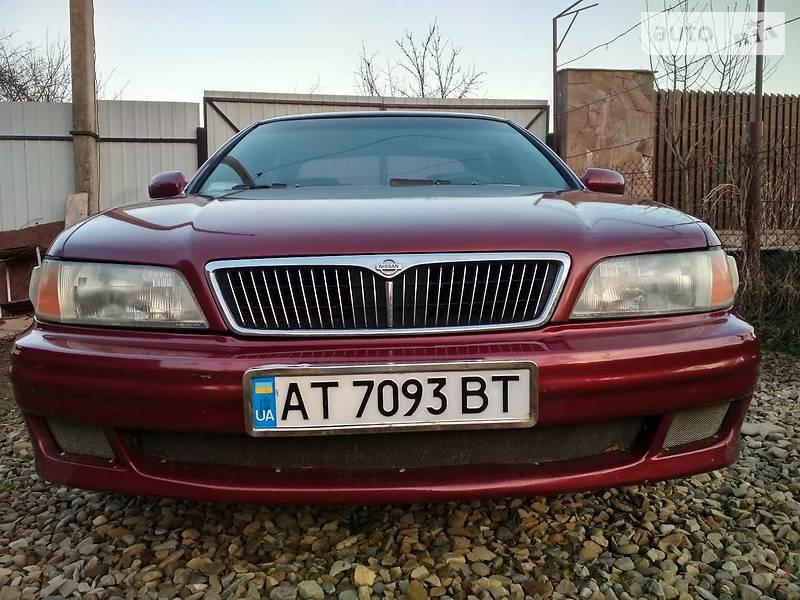 Nissan Maxima QX 1997 в Ивано-Франковске
