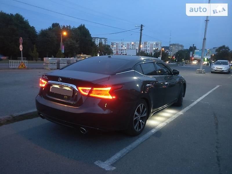 Nissan Maxima 2016 в Киеве