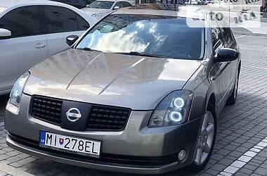 Nissan Maxima 2005 в Герце