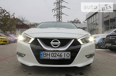 Nissan Maxima 2015 в Одесі