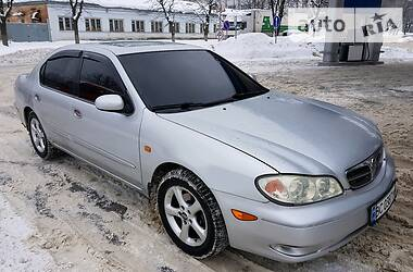 Nissan Maxima 2002 в Львові