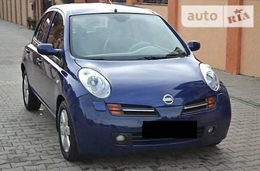 Nissan Micra MAKSIMAL 2004