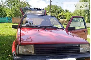 Nissan Micra 1986 в Черновцах
