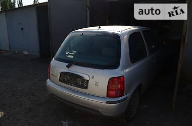 Nissan Micra 2001 в Одесі