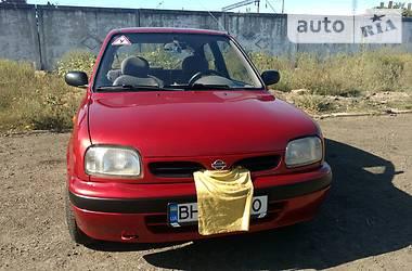 Nissan Micra 1998 в Одессе