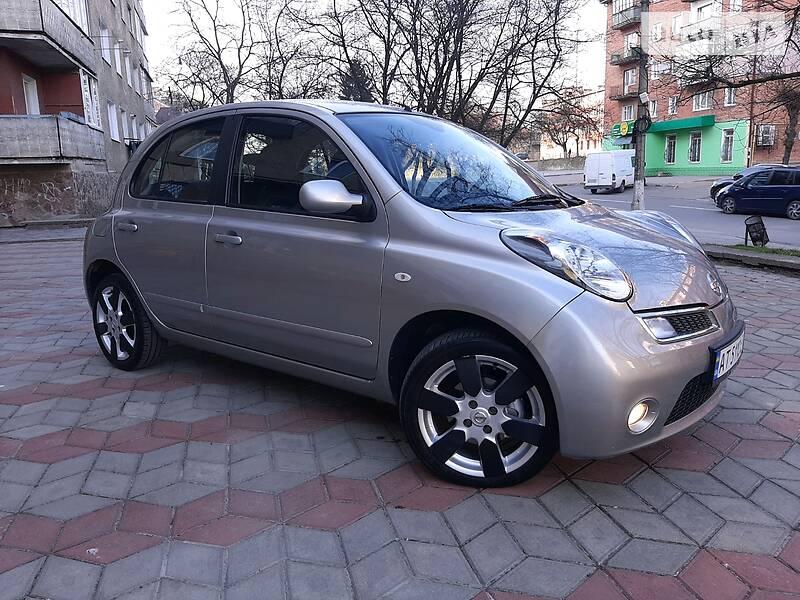 Nissan Micra 2010 в Калуше