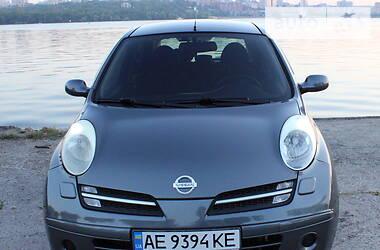 Nissan Micra 2006 в Днепре