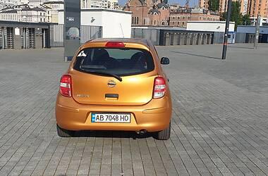 Хетчбек Nissan Micra 2013 в Києві