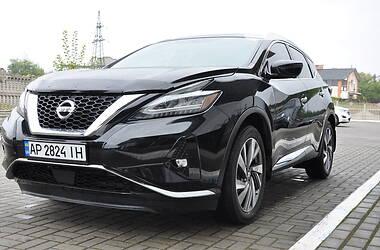 Внедорожник / Кроссовер Nissan Murano 2019 в Запорожье
