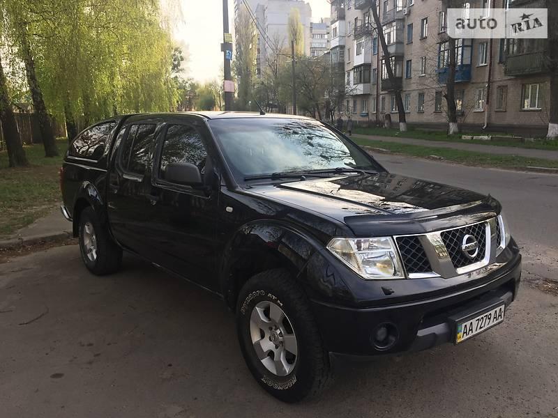 Nissan Navara 2007 в Киеве