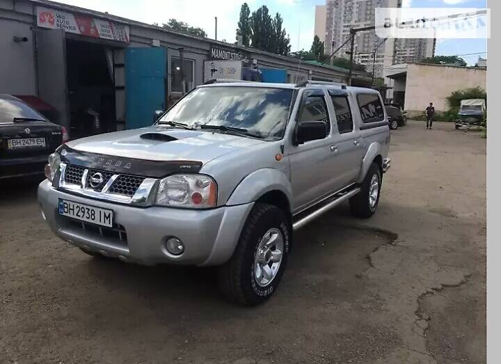 Nissan Navara 2005 в Одессе