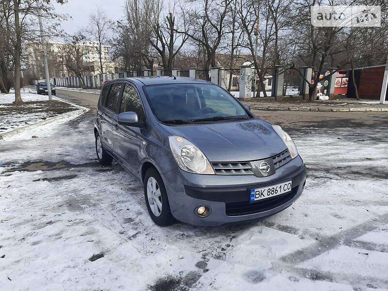 Nissan Note 2007 в Черноморске