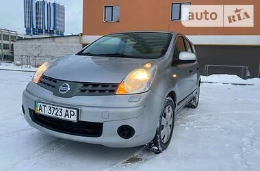 Nissan Note 2008 в Ивано-Франковске