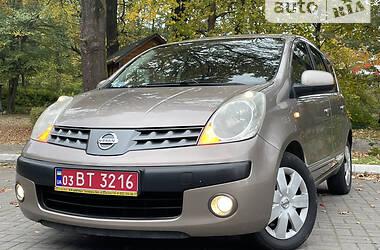 Хэтчбек Nissan Note 2006 в Дрогобыче
