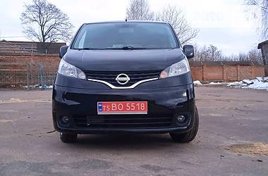 Минивэн Nissan NV200 2015 в Бердичеве