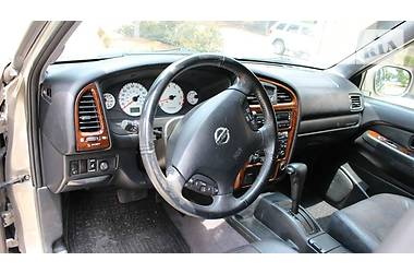 Nissan Pathfinder 2002 в Киеве