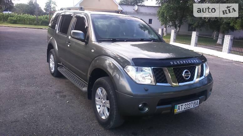 Nissan Pathfinder 2006 в Черновцах