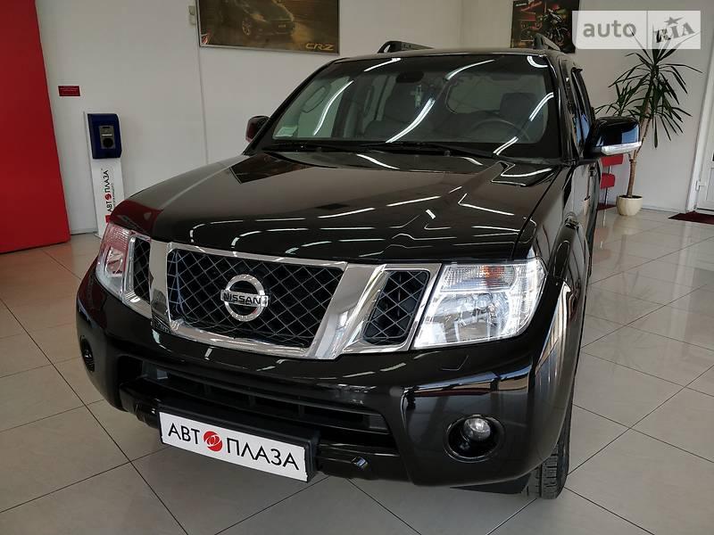 Nissan Pathfinder 2012 в Черновцах