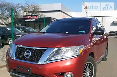 Nissan Pathfinder 2014 в Полтаве