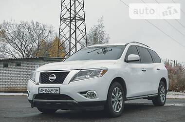 Nissan Pathfinder 2016 в Кривом Роге