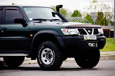 Nissan Patrol GR 2000 в Львове