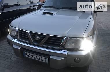 Nissan Patrol GR 2001 в Ровно