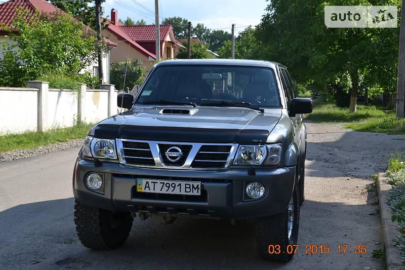 Nissan Patrol 2003 в Ивано-Франковске