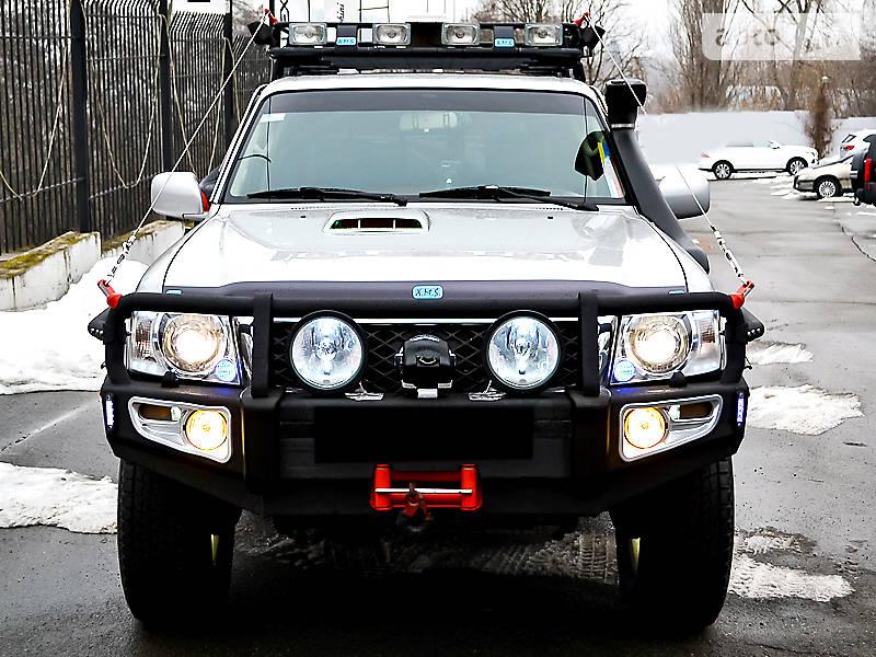 Nissan Patrol 2004 року