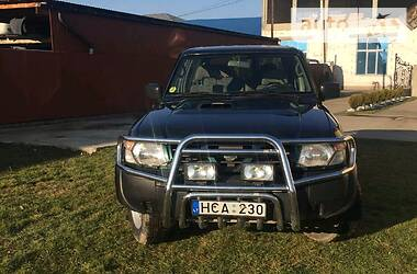 Nissan Patrol 1999 в Тячеве