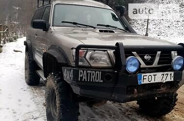 Nissan Patrol 1998 в Верховине