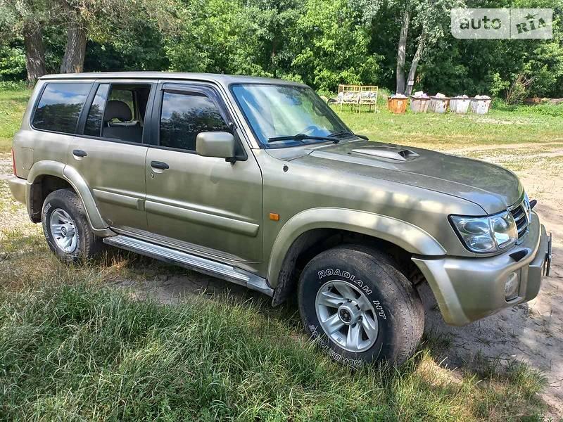 Позашляховик / Кросовер Nissan Patrol 2003 в Харкові