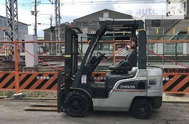 Вилочный погрузчик Nissan PF02 2009 в Кропивницком