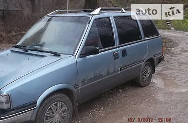 Nissan Prairie 1988