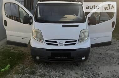 Nissan Primastar груз.-пасс. 2010 в Хмельницком